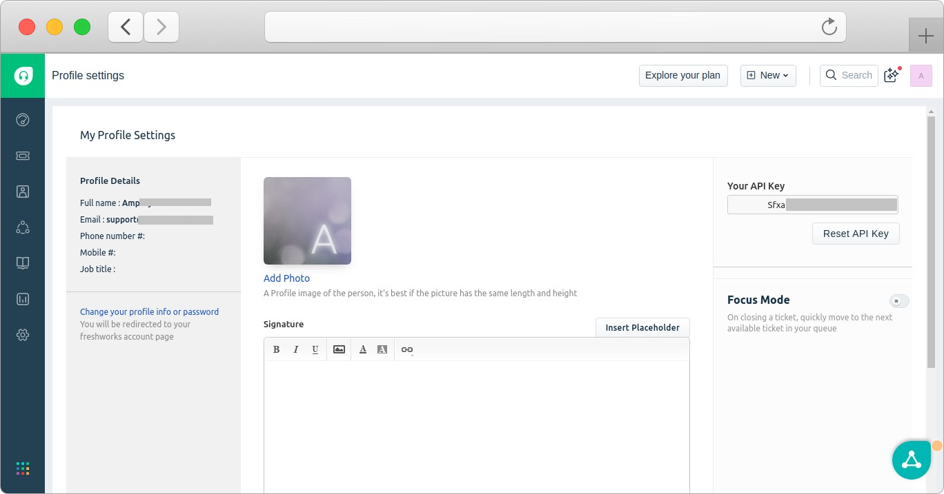 Integrating ChatBot with Freshdesk